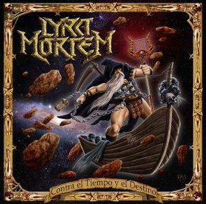 """Lyra Mortem - """"Contra el Tiempo y el Destino"""""""