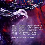 «Bloodstained Epitaph Tour» de Void's Legion